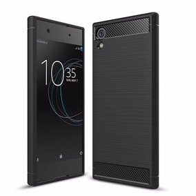 Estuche Forro Funda Carbono Sony Xperia Xa1 - Xa1 Ultra Case