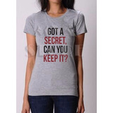 Remera Sublimada Mujer - Pretty Little Liars - Got A Secret