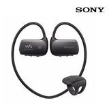 Audífono Bluetooth 4.0 Mp3 Sony Nwz-ws615 16gb Nfc Acuático