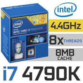 Combo Kit I7 4790k + Asus Maximus Vii Impact + 16gb Ram
