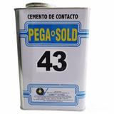 Pega De Contacto Amarilla Pega Sold 43 Galón Carpintería