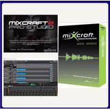 Acoustica Mixcraft Pro V8 Español Creación Y Grabación Music