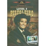 Dvd Filme - Latigo, O Pistoleiro (dubl/leg/lacrado)