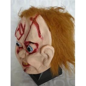Mascara Filme Chucky Brinquedo Assassino Vodu Amaldiçoado