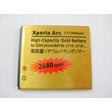 Bateria Larga Duracion Sony Ericsson Xperia Arc S X12 Lt15i