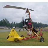 4 Projetos Exclusivos Para Girocóptero De 1 Lugar