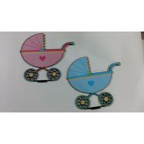 25 Souvenirs+centro De Mesa Baby Shower- Fibrofacil X