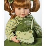 Boneca Adora Doll - Froggy Fun Girl - Shiny Toys #