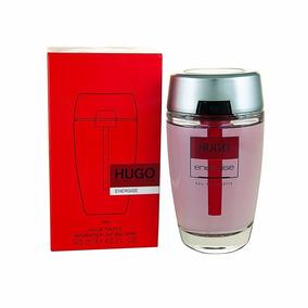 Perfume Hugo Energise Para Hombre 125ml Hugo Boss Originales