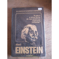 Livro: Albert Einstein De Filippo Garozzo