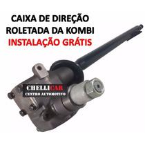 Caixa De Direção Kombi Roletada Semi Hidraulica Trw