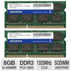 Memoria 8 Gb Samsung Rv411 Rv415 Rv420 Rv425 Rv428 2(m2)