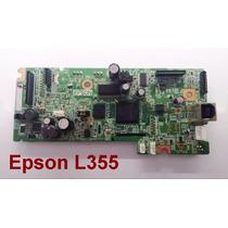Placa Lógica Para Impressora Multifuncional Epson L355 Bulk