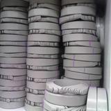 Cintillos Flexibles De 2cm Y 2.5cm Para Forrar Con Cintas