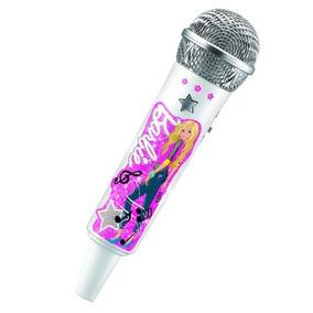 Juguete Kiddesigns, Inc Barbie Micrófono, Mis Canciones