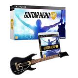Juego Guitar Hero Live Bundle Ps3 Ibushak Gaming