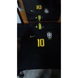 Camiseta Brasil Neymar