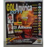 Album Gol America 2011 Caricatura Meridiano