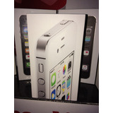 Iphone 4s, Blanco, 8 Gb, Sellado.