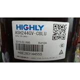 Compresor Aire Acondicionado (hitachi) R410 6000 Frigorias
