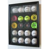Gabinete Exhibidor Para 20 Pelotas De Beisbol Con Seguro N
