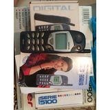 Celular Vintage Nokia 5165 Cdma Para Repuesto O Cambio.