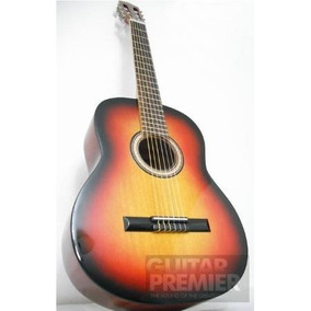 Guitarra Electrocriolla Acustica Funda Pua Garantia Colores