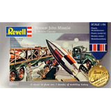 Honest John Missile & Mobile Carrier 1/54 Marca Revell