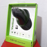 Mouse Vertical Inalambrico Delux M618gx 6 Botones