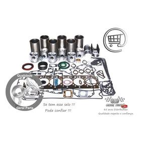 Jogo De Juntas Do Motor Mwm 6.07 /6.07t Sprint 6 Cil. Ford F