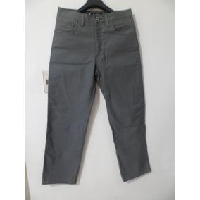 Pantalon De Algodon Tipo Jeans Juvenil Talla 32 (lois)