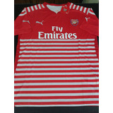 Camiseta Entrenamiento Arsenal De Inglaterra !!