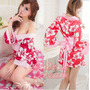 Lindo Kimono/hobby Pequeno Acetinado Estilo Japonesa/gueixa