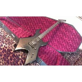 Guitarra Electrica B.c. Rich Warlock