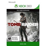 Tomb Raider - Código Digital - Xbox 360