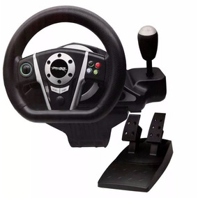 Volante Para Xbox One Pc Ps3 3 Em 1 Pro 50 Game Speed Wheel