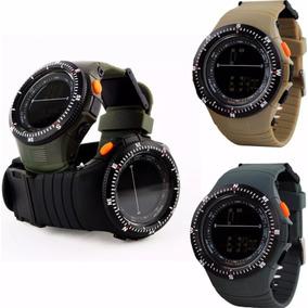 Reloj Tactico Militar Marca Skmei 0989 Sumergible 100 Metros