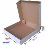 Kit Com 25 Und De Caixa Para Doces/salgados (34x34x8)