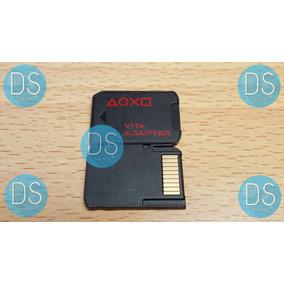 Adaptador Micro Sd Case Ps Vita Sd2vita 3.0 Envio Gratis!