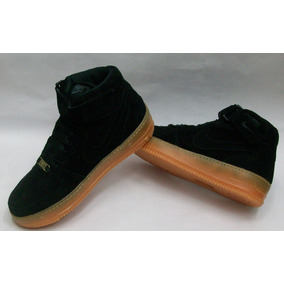 Botas Nike Air Force One Unisex, Niños!! Talla 34 ....