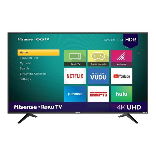 """Smart TV Hisense R6E Series 58R6E LED 4K 58"""" 120V"""