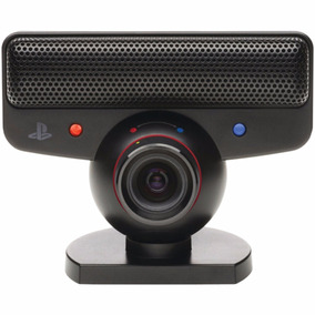 Ps3 - Camara Eye Cam (acepto Mercado Pago Y Oxxo)