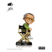 Estátua Stan Lee - Marvel - Minico - Iron Studios