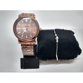 Rel gio Michael Kors Bradshaw Mk5905 Feminino - Relógios De Pulso ... 35d1cd9221