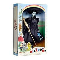 Juguete Barbie Collector Asistente De Oz Vintage Bruja Trav