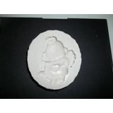 Molde De Silicona Flexible,ideal Para Yeso Porcelana Jabon