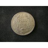 Moneda Chilena 1 Peso De 1932