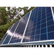 Panel Solar 50 Wp Policristalino 18,7 V