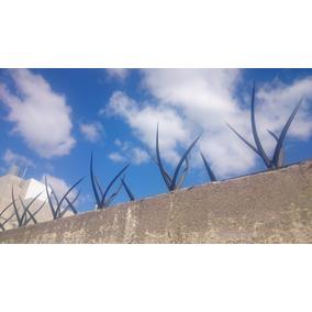 Pinches De Seguridad Proteccion Perimetral Puas Puntas Rejas