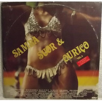 Lp / Vinil Samba Pagode: Samba Suor & Ouriço Vol. 6 - 1983